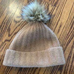 Babaton Fur Pompom Hat - Great Colour!!